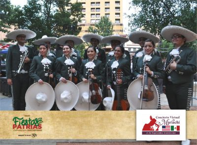 Diez y Seis Mariachi Festival