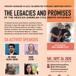 Legacies and Promises Virtual Panel Discussion