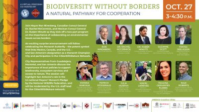 Biodiversity without Borders: A Natural Pathway for Cooperation