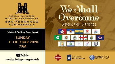 We Shall Overcome | Musical Evenings at San Fernando Cathedral