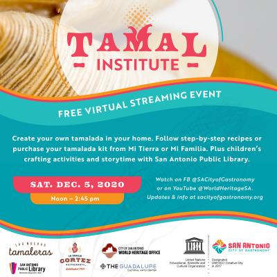 2020 Tamal Institute: Gran Tamalada
