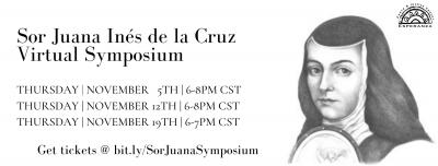 Sor Juana Ines de la Cruz Virtual Symposium