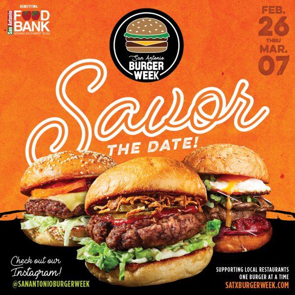 San Antonio Burger Week