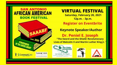 2nd Annual San Antonio African American Book Festi...