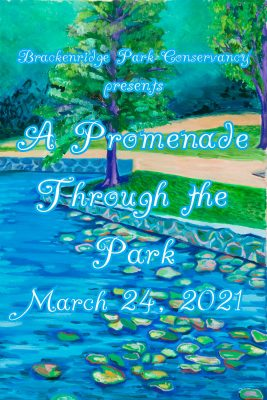 Brackenridge Park Conservancy's A Promenade Thro...
