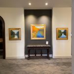 Local Artist Exhibits At The St. Anthony Hotel + Facebook Live Conversation